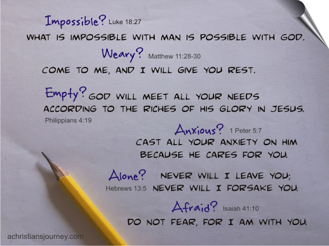 inspiring bible verses isaiah 41:10