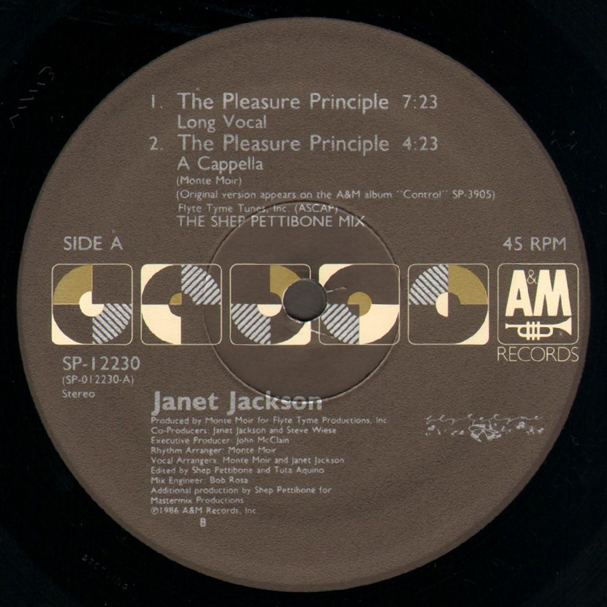 The pleasure principle - 4 7