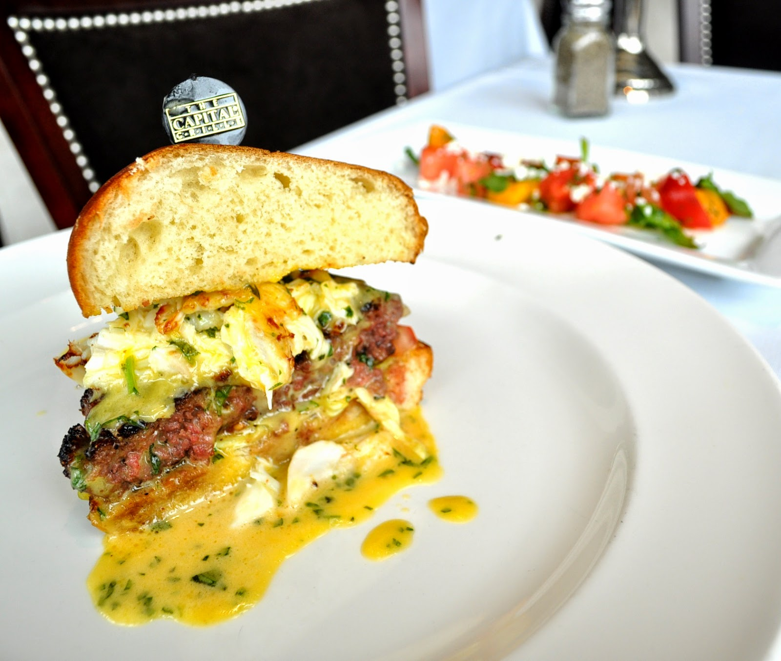 Restaurant Review: Capital Grille & Their New Burgers