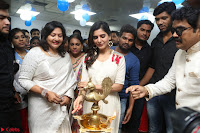 Samantha Ruth Prabhu Smiling Beauty in White Dress Launches VCare Clinic 15 June 2017 065.JPG