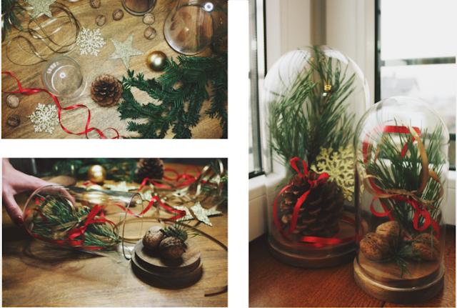własnoręcznie robione ozdoby świąteczne