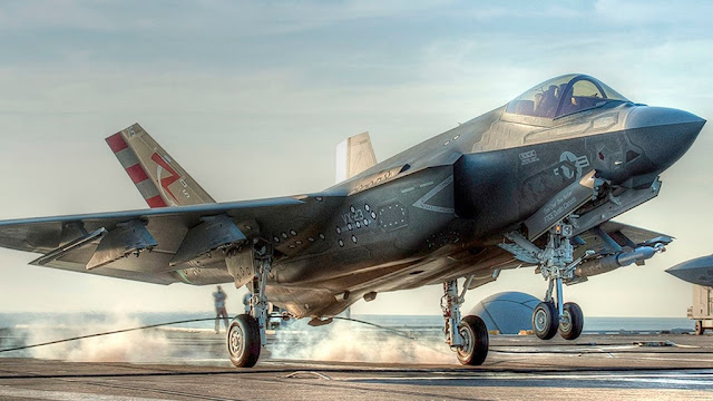 US DEFENSE SECRETARY ORDERS REVIEW OF F-35 AND AIR FORCE ONE PROGRAMS