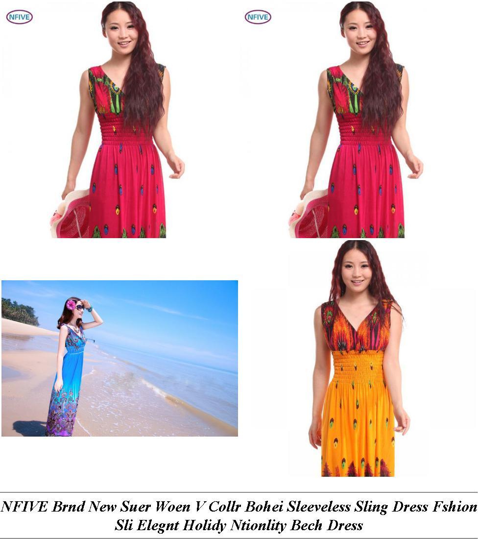Beach Wedding Dresses - Next Clearance Sale - Little Black Dress - Cheap Clothes