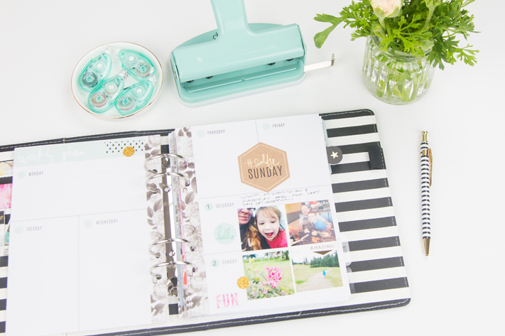 Memory Planner Inspirational Pages by @createoften