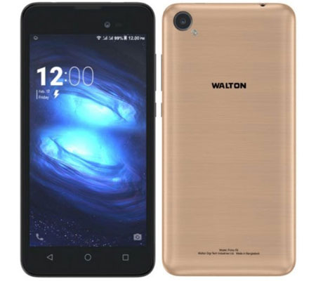 Walton Primo F8s Flash File Firmware - Primo F7s Official Release
