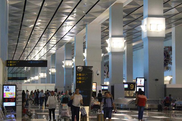 desain bandara terminal 3 ultimate