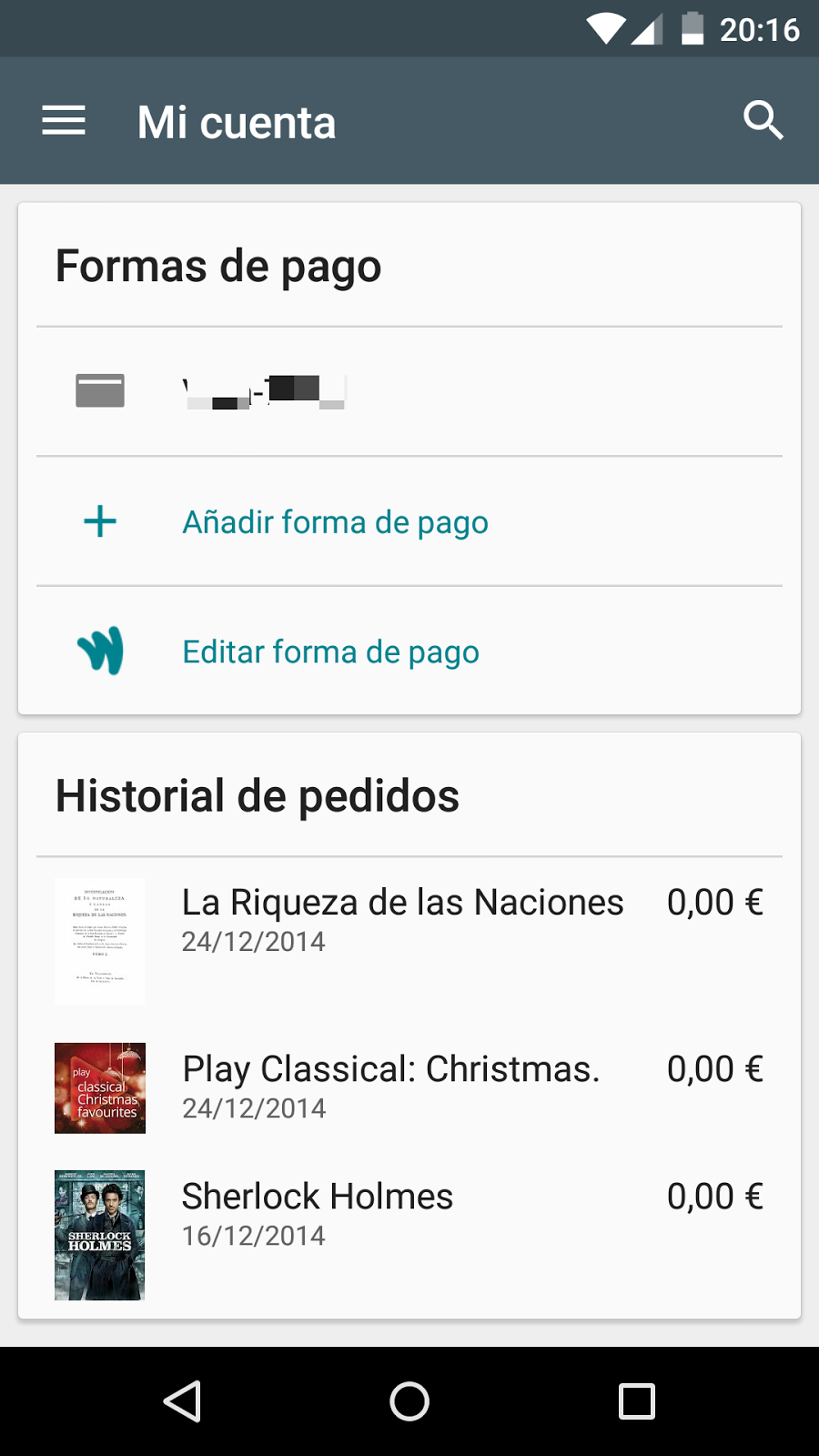 PlayStore-Micuenta