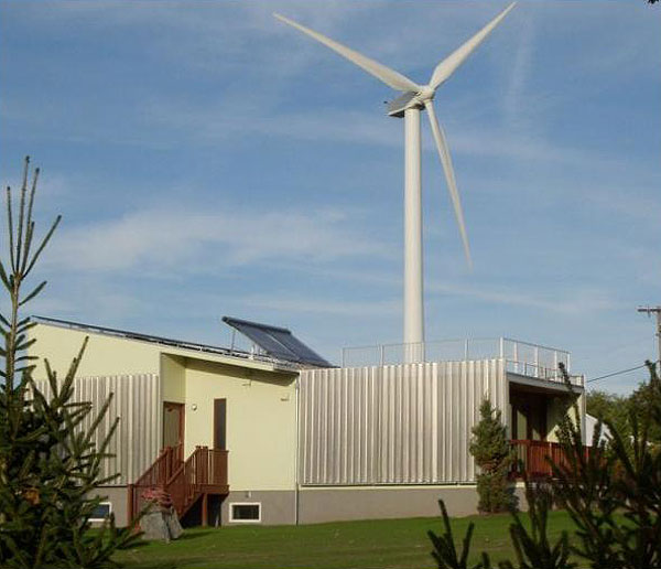 ... Rapidly Rising Cost Of Hydro In Ontario, Nepean Resident Bill Smith Has  Taken Drastic Measures And Has Constructed A Massive Wind Turbine And Solar  Farm ...