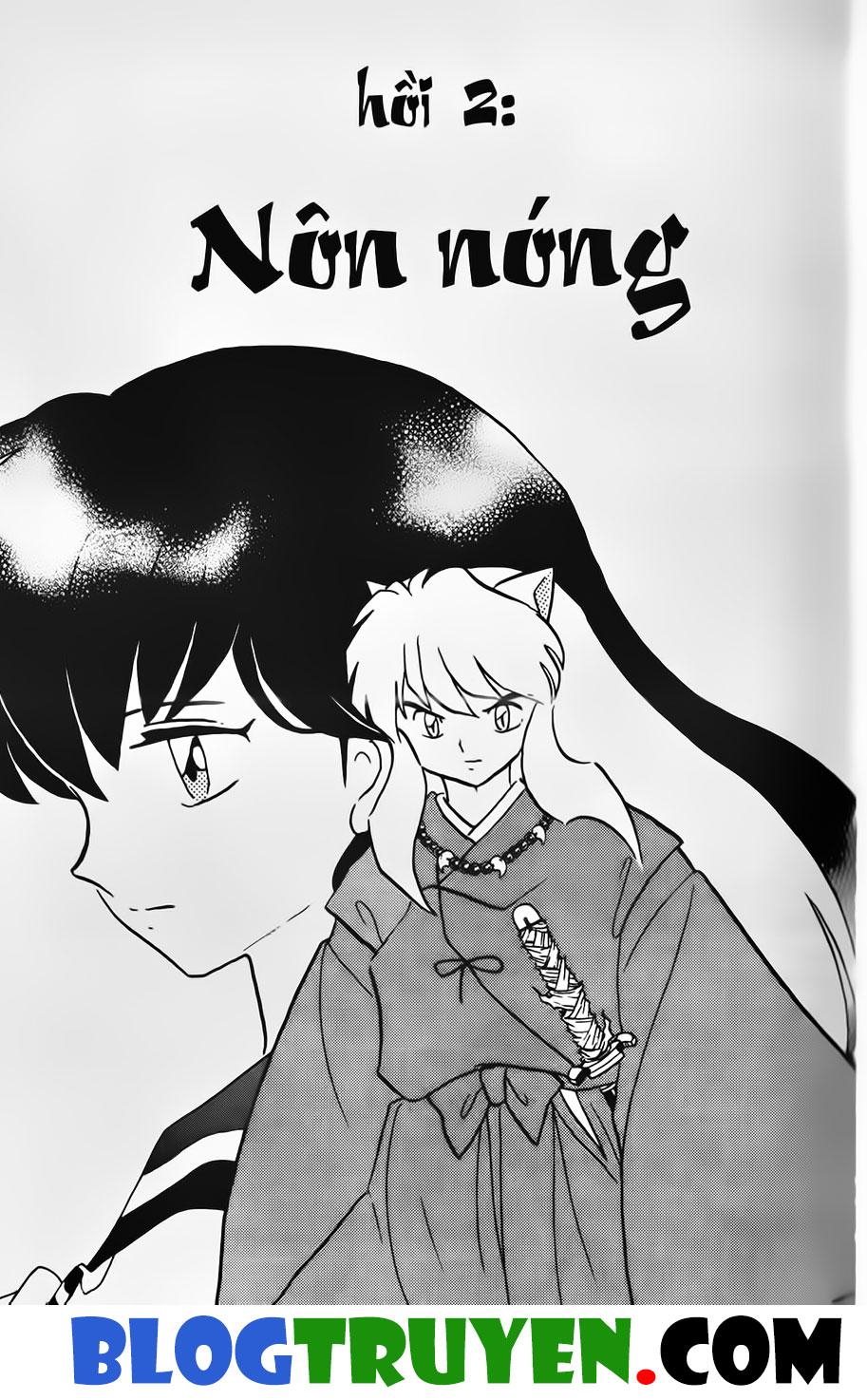 Inuyasha vol 32.2 trang 2