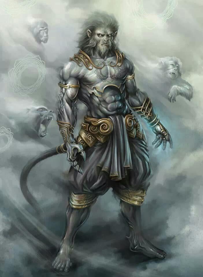 Sri Hanuman Chalisa   ancientvedas
