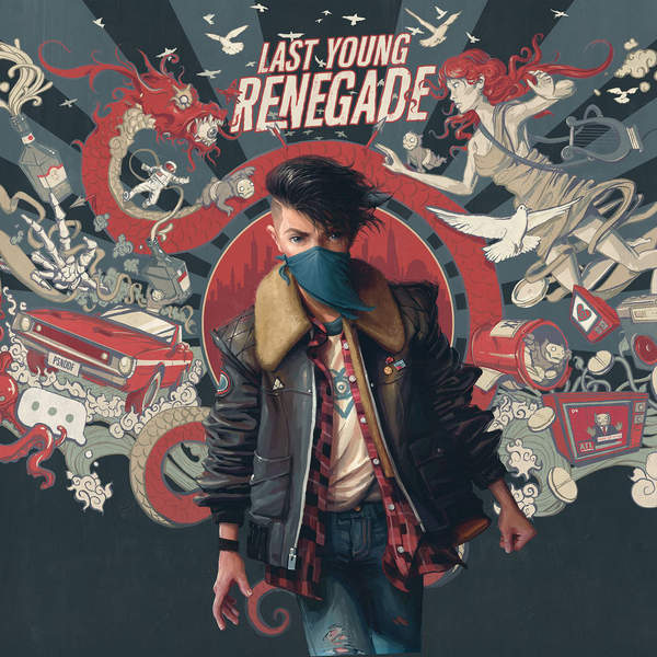 All Time Low - Last Young Renegade Cover