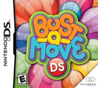 Download Bust-A-Move DS Nintendo DS (NDS) ROM