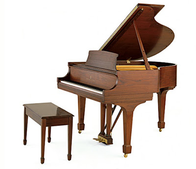 Grand Piano Steinway & Sons O