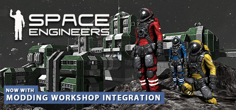 Space Engineers v01.150.001 Free Download PC Game