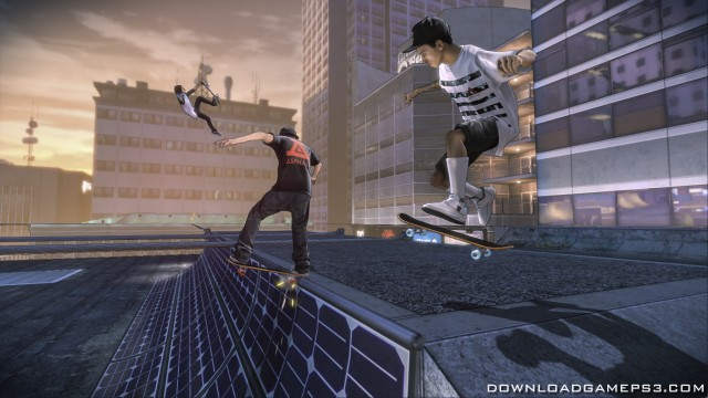 Tony Hawks Pro Skater 5 - Download game PS3 PS4 RPCS3 PC free