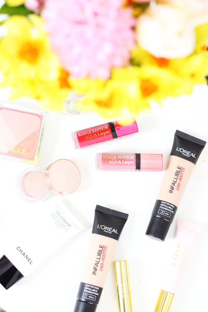 New Spring Beauty Launches 2015