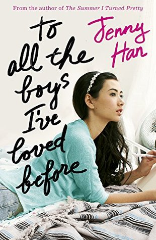 To All the Boys I've Loved Before by Jenny Han UK Cover