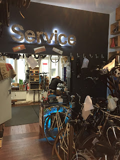 Fahrrad-Café Hamburg: Tolles Service auf St. Pauli