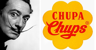 Ten Most Interesting and Fun Facts about Salvador Dali' Life/The original Logo designed by Dali in 1969