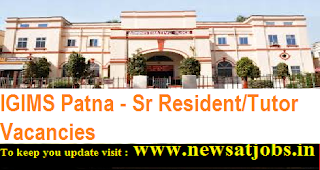 IGIMS-Patna-Sr-Resident-Vacancies