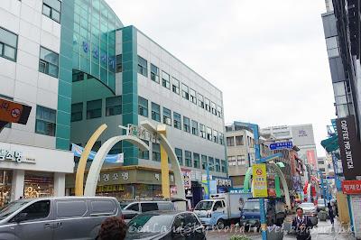南韓釜山南浦國際市場