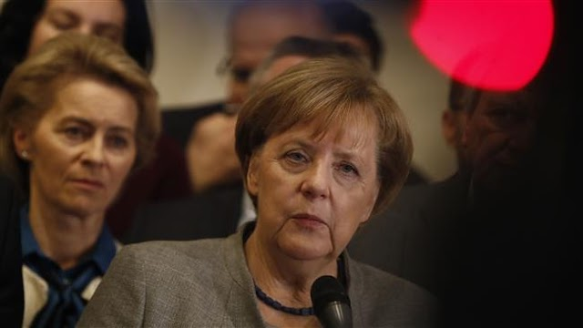 Germany coalition talks collapse as Free Democrats Party walks out