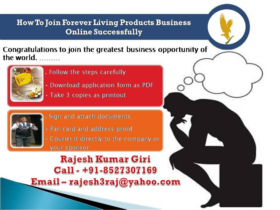 Join Forever Living Products In KarnatakaJoin Forever Living ...