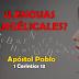 ¿HABLABA EL APÓSTOL PABLO LENGUAS ANGÉLICALES? 1 Corintios 13:1