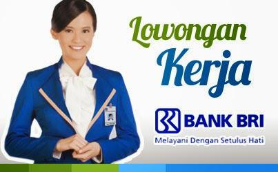 Lowongan Kerja Bank Rakyat Indonesia BRI 2018/2019