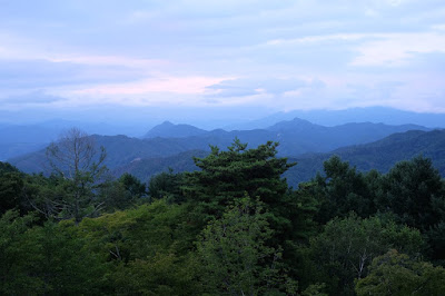 生坂村方面 大城・京ヶ倉はどれでしょうか?