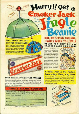 Cracker Jack Jingle Beanie
