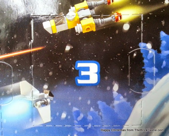 LEGO Star Wars advent calendar december 3rd