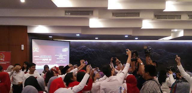 Ngobrol Bareng MPR RI, Merefleksikan Kembali Nilai-Nilai Pancasila Dalam Menggunakan Media Sosial
