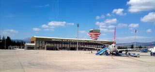 süleyman demirel havalimanı ısparta