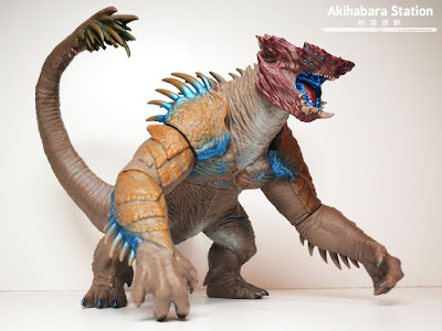 Kaiju Shrikethorn de Pacific Rim Uprising - Tamashii Nations