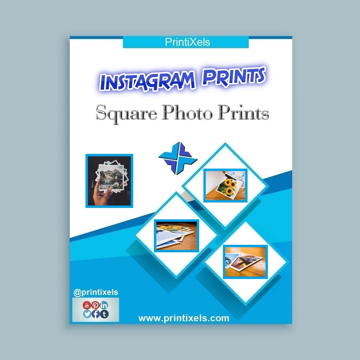 Instagram Prints, Square Photo Prints Online