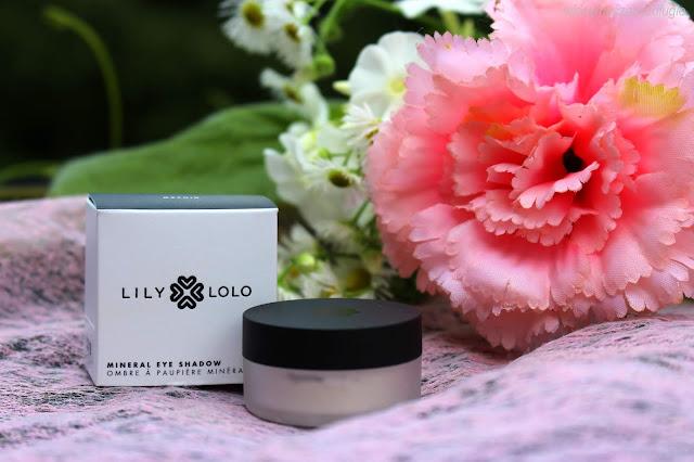 Lily Lolo – Mineralny cień do powiek Orchid (biały)