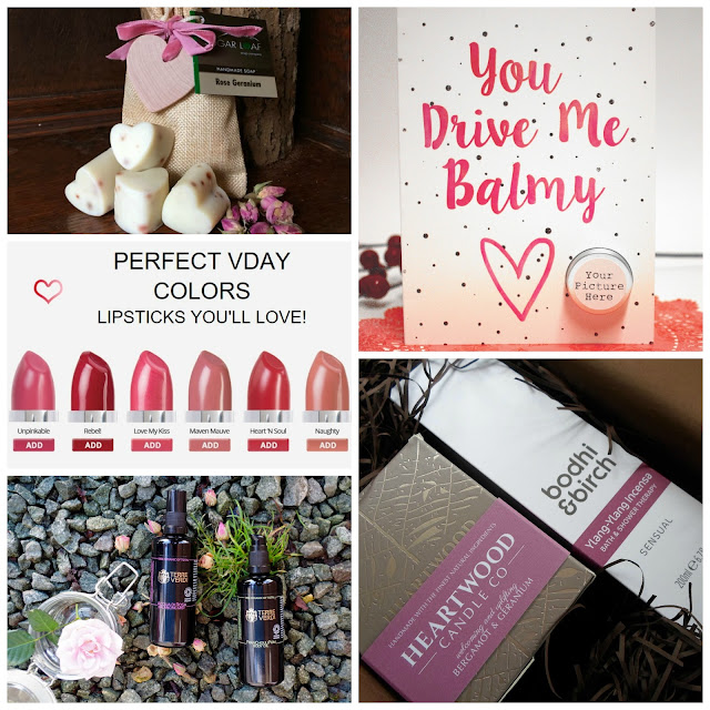 Valentine's Day 2016 Natural and Organic Gift Ideas