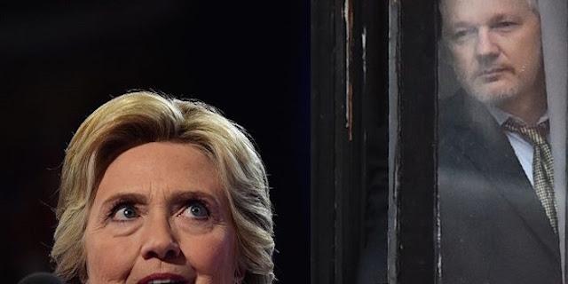 WikiLeaks e Hillary Clinton