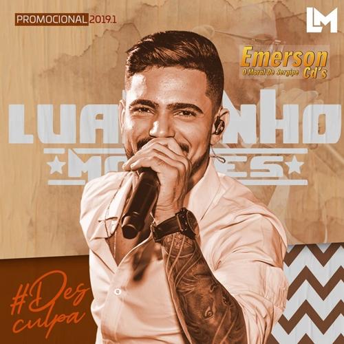 Luanzinho Moraes - CD Abril de 2019