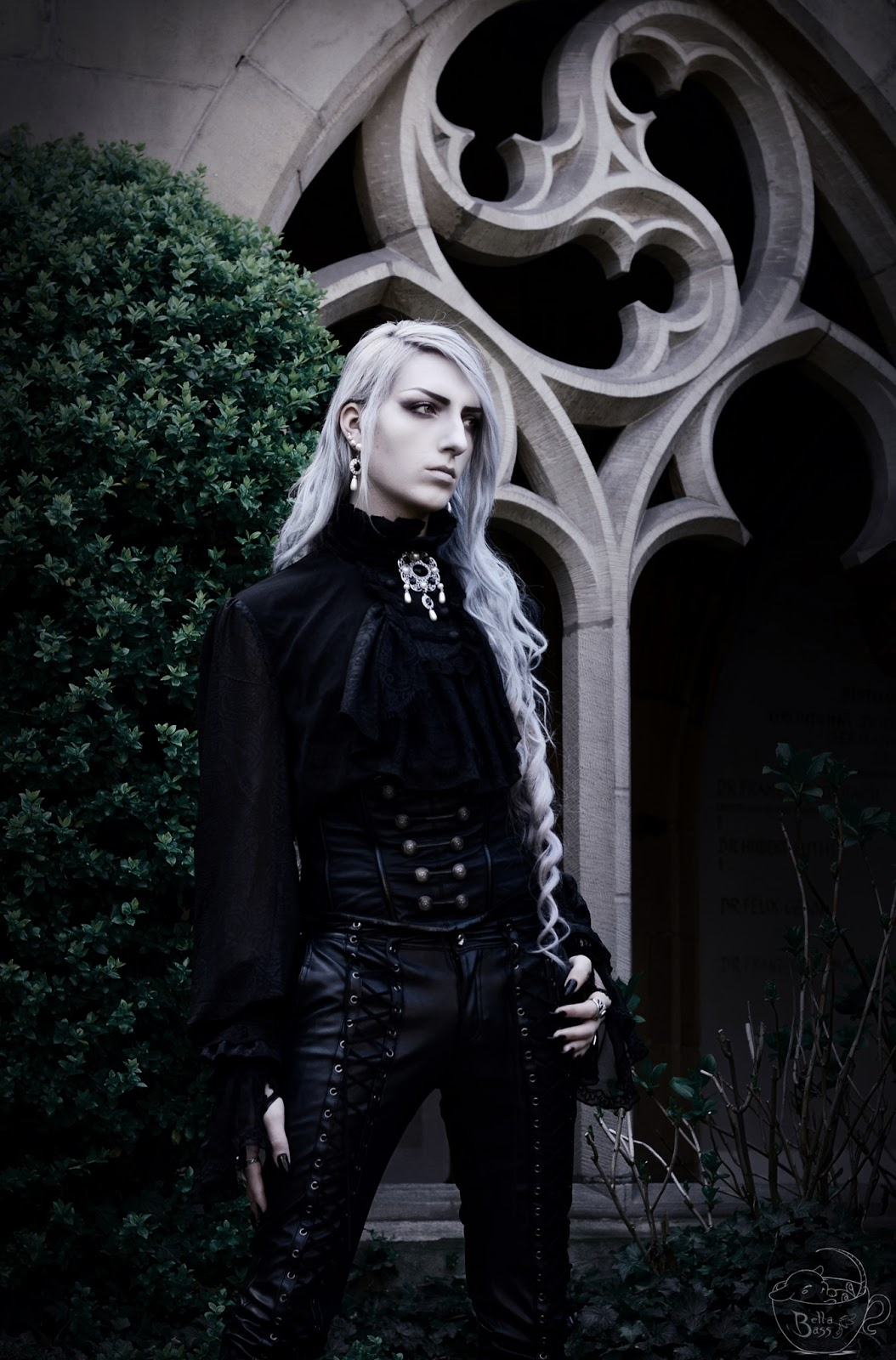 Gothic Victorian Male Clothing