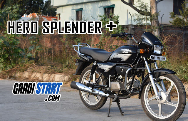 All About Hero Splendor plus - Specification - pictures 2019