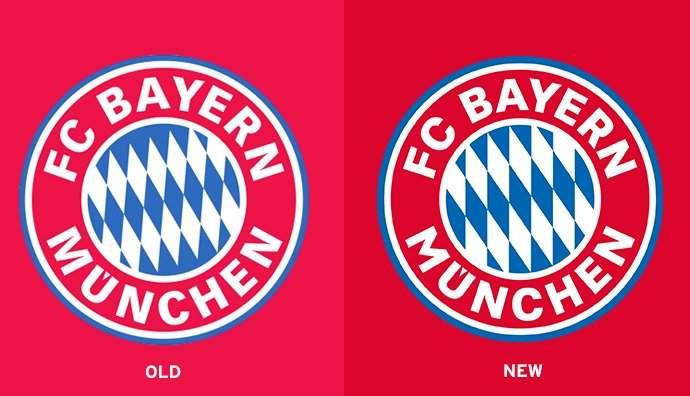 New Bayern Munich Logo German Soccer Team Is Designed By Nathan