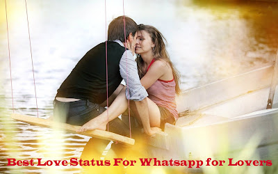 short status for whatsapp about love