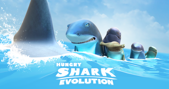 hungry shark evolution cheats android