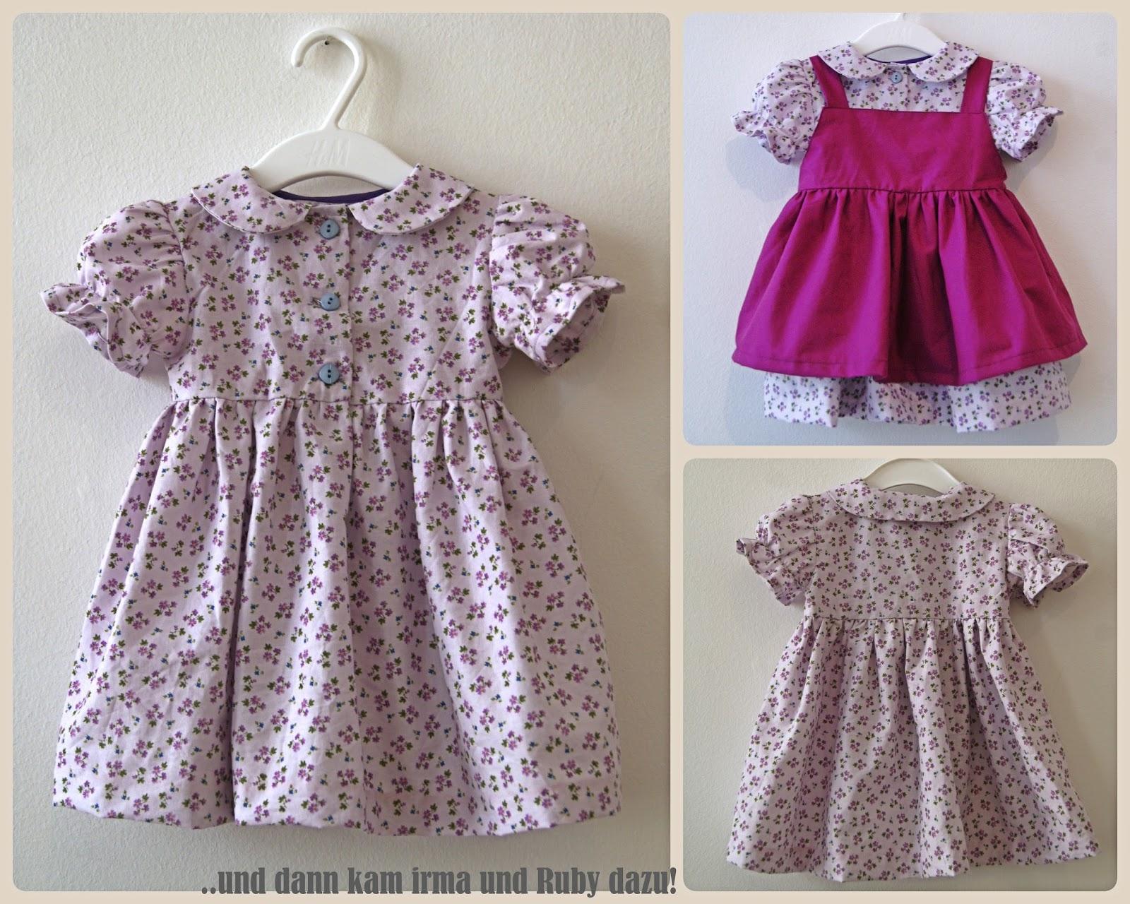 Berühmt Babykleid Schnittmuster Fotos - Strickmuster-Ideen ...