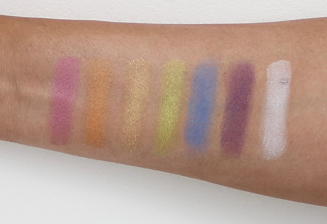 row 3 full spectrum palette