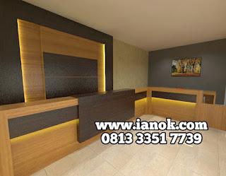 kontraktor furniture meja kantor/ furniture perkantoran surabaya dan sekitarnya