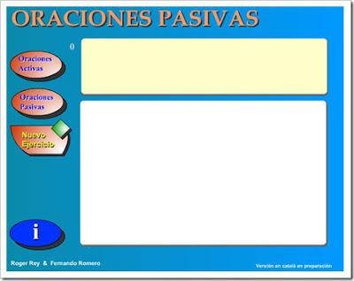 http://www.genmagic.net/lengua2/pasivas.html