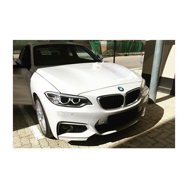 Bmw Xz: Sammy Sosa's BMW 2 Series